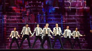 EXO's sizzling, 'Power'-packed showcase in Singapore