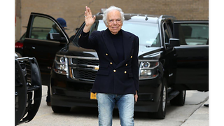 Ralph Lauren awarded first ever CFDA salute