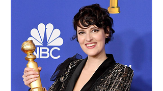Phoebe Waller-Bridge's Golden Globes outfit sold for £21k