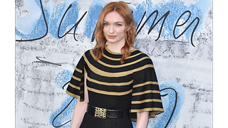 Eleanor Tomlinson's colour confidence